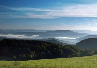 Der Thüringer Wald gilt als Inbegriff für Naturerlebnis und gesunde Erholung - Foto: Regionalverbund Thüringer Wald