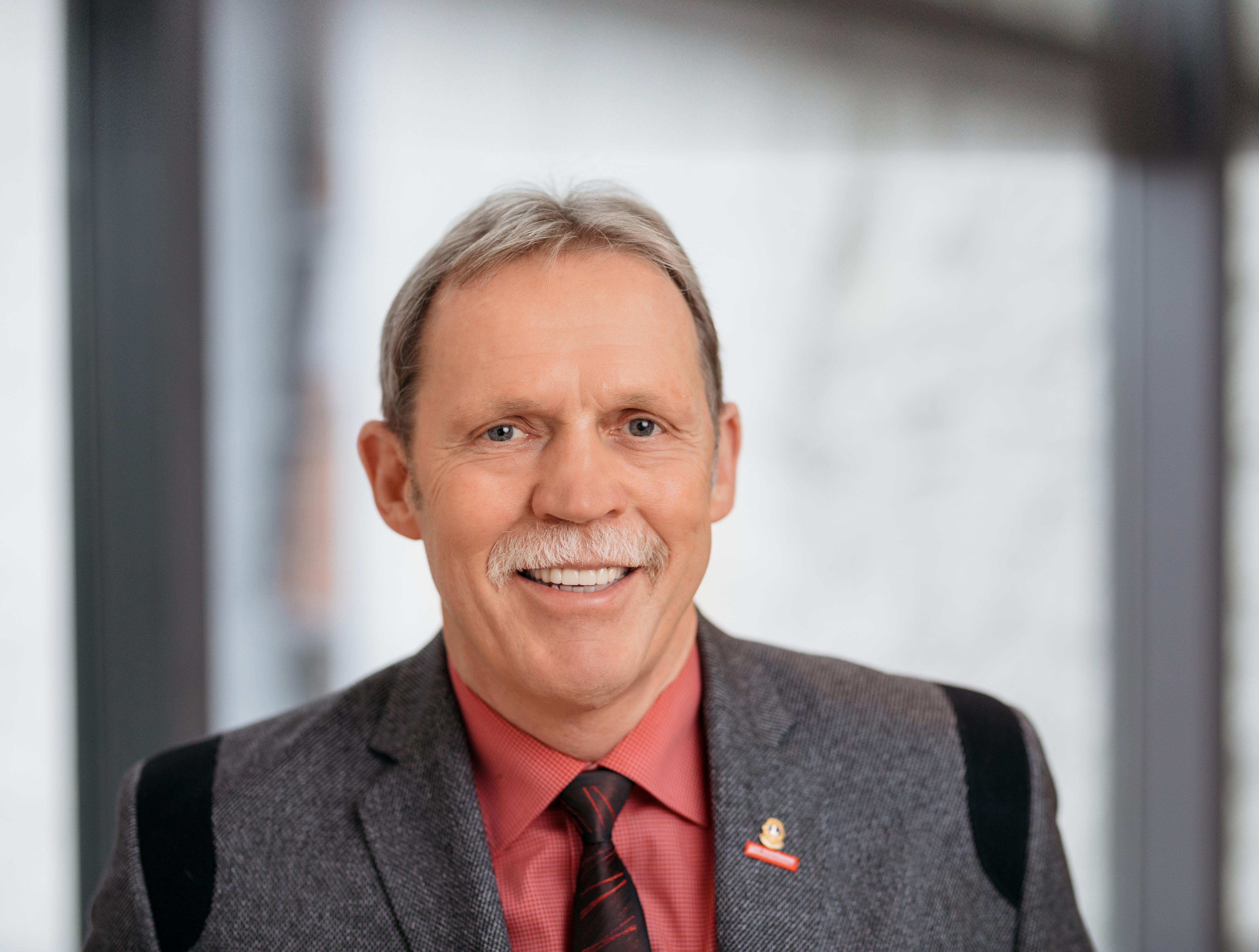 Manfred Scharfenberger, stellvertr. Vorstandsvorsitzender forum Thüringer Wald e.V.