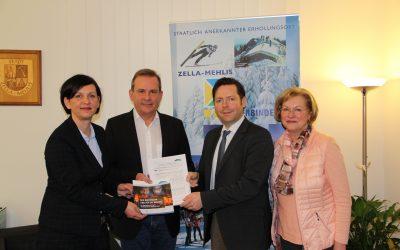 Unternehmerfreundlichkeit der Stadtverwaltung Zella-Mehlis unter der Lupe – Start der Unternehmensbefragung