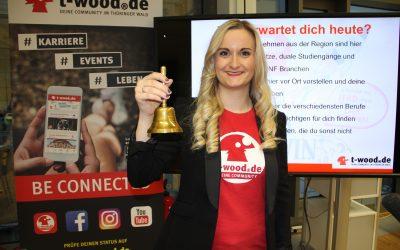 t-wood Azubi-Speed-Datings auch in Arnstadt und Sonneberg