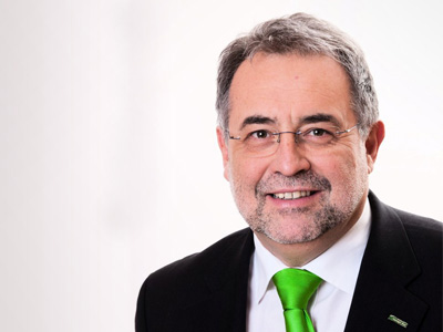 Dr. Peter Traut, Vorstandsvorsitzender forum Thüringer Wald e.V.