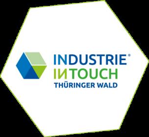 Logo Industrie inTouch Thüringer Wald