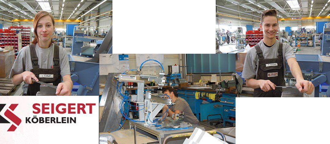 Mit der Köberlein & Seigert GmbH die Welt des Maschinenbaus entdecken