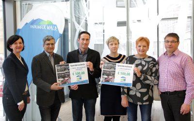 """""""Laufen und Gutes tun"""" – Thüringer Wald Firmenlauf hilft Kindern!"""