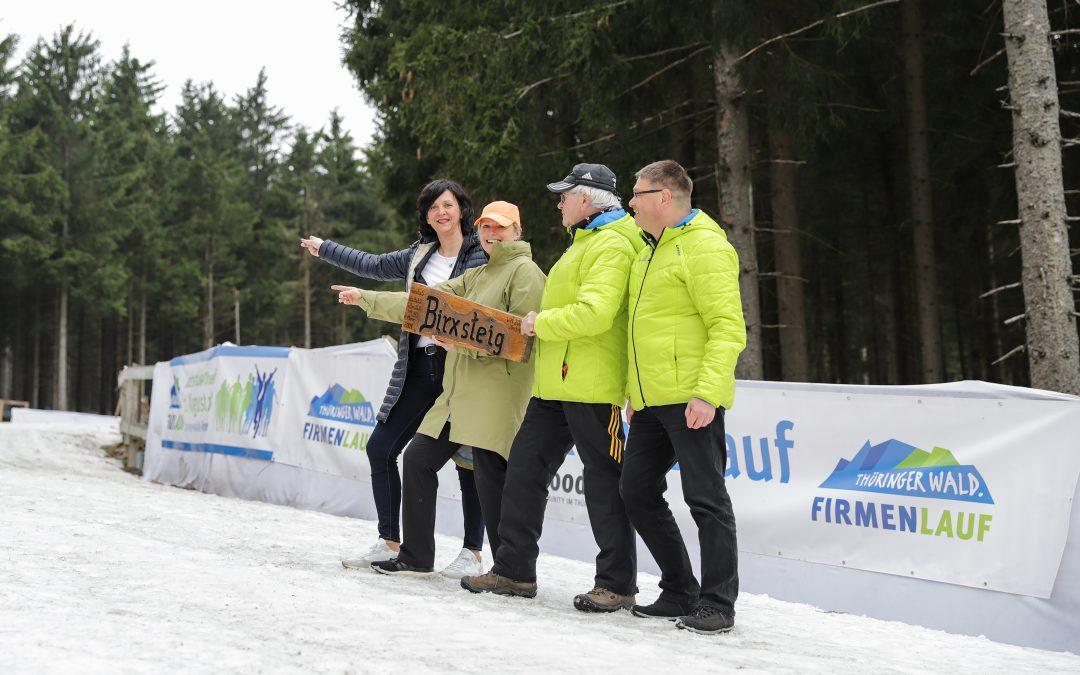 """Ran an die Startplätze für den 10. Thüringer Wald Firmenlauf Neu: """"Birxsteig-Champion"""" gesucht"""