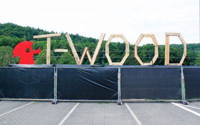 Countdown für das t-wood.de Day'n'Night Festival