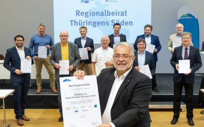 Regionalbeirat für Thüringens Süden berufen