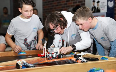 Jugendliche tauchen in die Welt der Robotik ein: Anmeldung für Technik-Camp ab sofort möglich