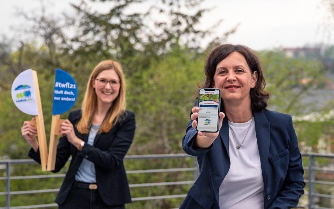 Thüringer Wald Firmenlauf 2021: Läuft doch, nur anders!